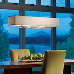 Brindille Linear Island Pendant by Hubbardton Forge