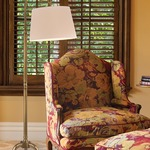 Burton Hanging Floor Lamp -  /