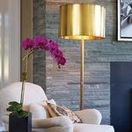 Burton Metal Floor Lamp -  /