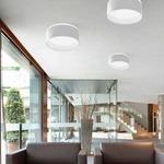 Cala Ceiling Light - White /