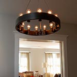 Candelaria Chandelier by Robert Abbey