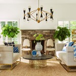 Caracas Sixteen Light Chandelier by Jonathan Adler
