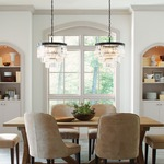 Carondelet Chandelier by Sea Gull Lighting