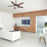 Zudio 5-Blade LED Ceiling Fan by Casablanca Fan