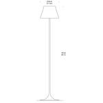 Chanel Floor Lamp -  /
