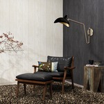 Chelsea Swing Arm Wall Light by CreativeMary