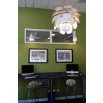 Lilly Chandelier by Lightology Collection | Chestnut Tower