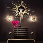 Chloe Wall Sconce by Koket