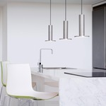 Cielo Solid Color Pendant -  /