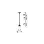 Convivio LED Pendant -  /