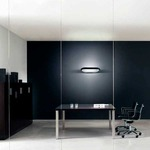 Sestessa Maxi Fluorescent Wall Sconce by Cini & Nils