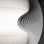 Sestessa LED Wall or Ceiling Lamp - White /
