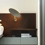 Circa Plug-in Wall Sconce by Pablo