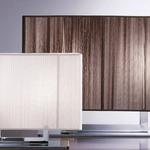 Clavius Table Lamp - Chrome / White