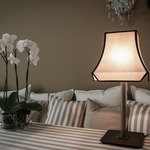 Cloche Table Lamp by Contardi