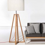 Club Floor Lamp by Lightology Collection