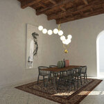 Coco 01 Chandelier -