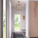 Conant Chandelier by Feiss
