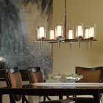Constellation Chandelier by Hubbardton Forge