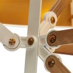 Construction Floor Lamp - Matte White /