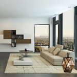 Muse Floor / Table Lamp -