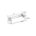 LA2050N 20-50W 120-12V Electronic Halogen Lamp Transformer -  /