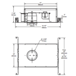 ISMR7000M35 4.25 Inch 35W IC New Construction Housing -  /