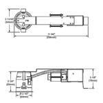 IT5000CM 2.5 Inch 20W MLV Non-IC Remodel Shallow Housing -  /