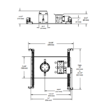 NW4000M 3 Inch 20-35W MLV Non-IC New Construction Housing  -  /