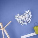 Coral Wall Sconce by Lumen Center Italia