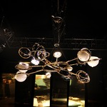 Cosmo Chandelier by Delightfull