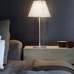 Costanzina Table Lamp - Aluminum / Soft Skin