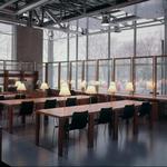 Costanzina Table Lamp With Clamp - Aluminum / Mistic White