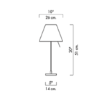 Costanzina Table Lamp -  /