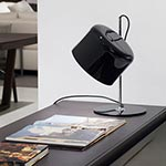Coupe 2202 Table Lamp by Oluce Srl