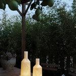 Alabast Indoor / Outdoor Table Lamp -