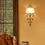 Crawford Wall Sconce by Troy Lighting