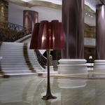 Crown Floor Lamp by Lightology Collection