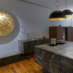 Luna Piena Wall / Ceiling Light Fixutre -  /