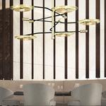 Hendrix Ceiling/Pendant Light Fixture by Delightfull