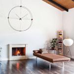 Delmori Wall Clock -
