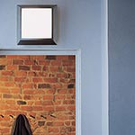 Diamante 185 Wall Sconce by Oluce Srl
