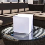 Dice Indoor Outdoor Lamp by Smart & Green