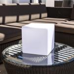 Dice Indoor Outdoor Lamp by Smart & Green