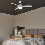Discus Trio Ceilign Fan with Light by Monte Carlo