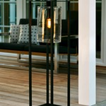 Dome Outdoor Move Portable Floor Lamp -