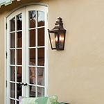 Dorchester Outdoor Wall Lantern by Troy Lighting