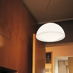 Drop Pendant by Oluce Srl