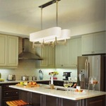 Druid Hills Island Pendant by Hudson Valley Lighting