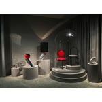 Drunken Table Lamp by Lee Broom